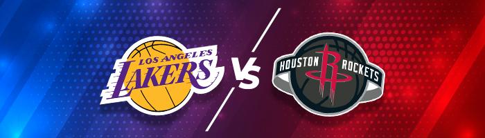 NBA Tahminleri : LA Lakers - Houston