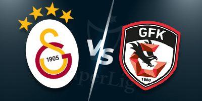 Süper Lig İddaa Tahminleri : Galatasaray - Gaziantep