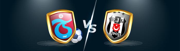 Süper lig iddaa tahminleri Trabzonspor Beşiktaş
