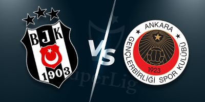 Süper Lig İddaa Tahminleri : Beşiktaş - Gençlerbirliği