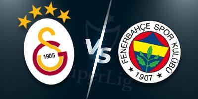 Süper Lig İddaa Tahminleri : Galatasaray - Fenerbahçe