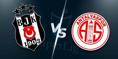 Süper Lig İddaa Tahminleri : Beşiktaş - Antalyaspor