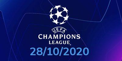 Şampiyonlar Ligi Tahminleri 28 Ekim Çarşamba