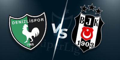Süper Lig İddaa Tahminleri : Denizlispor - Beşiktaş