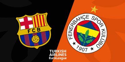Basketbol Tahminleri : Barcelona - Fenerbahçe
