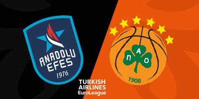 Basketbol Tahminleri : Panathinaikos - Efes