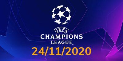 Şampiyonlar Ligi İddaa Tahminleri 24 Kasım