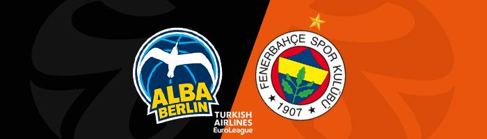 Euroleageu tahminleri Alba Berlin Fenerbahçe