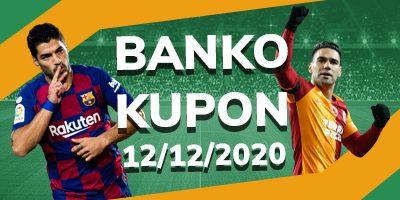 Banko Kupon 12 Aralık
