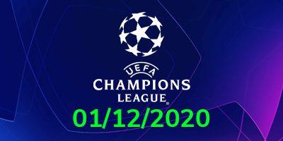 Şampiyonlar Ligi Tahminleri - 1 Aralık