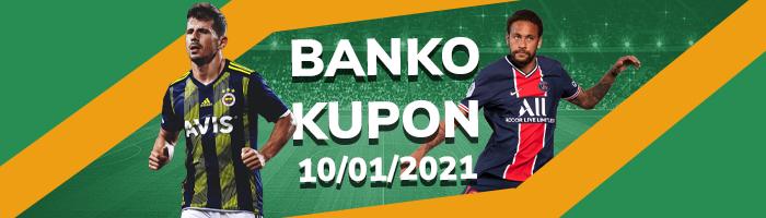 10 Ocak Banko Kuponu
