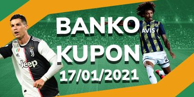 Banko Kupon 17 Ocak