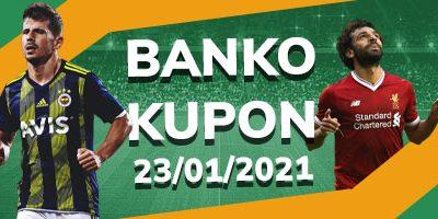 Banko Kupon 24 Ocak