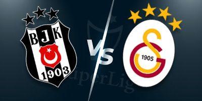 Süper Lig İddaa Tahminleri : Beşiktaş - Galatasaray