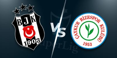 Süper Lig İddaa Tahminleri : Beşiktaş - Rizespor