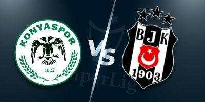 Süper Lig İddaa Tahminleri : Beşiktaş - Konyaspor
