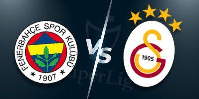 Süper Lig İddaa Tahminleri : Fenerbahçe -Galatasaray