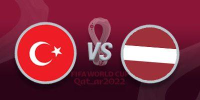 Dünya Kupası İddaa Tahminleri Türkiye Letonya