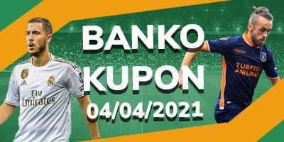 Banko Kupon 4 Nisan