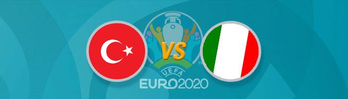 Avrupa Kupası Garanti Maç Tahminleri İtalya Türkiye