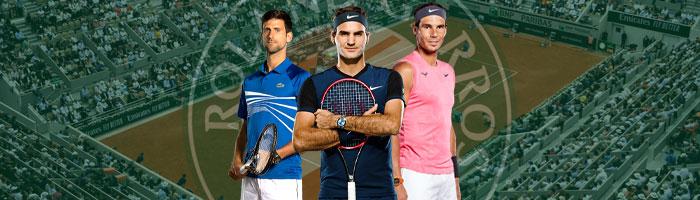 Tenis İddaa Tahminleri Djokovic - Federer - Nadal