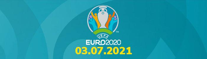 Avrupa Kupası Garanti Maç Tahminleri 3 Temmuz