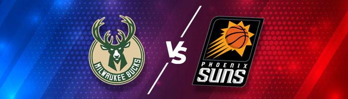NBA Garanti Maç Tahminleri Bucks - Suns