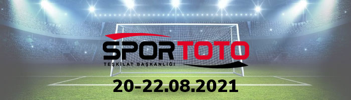 Spor Toto Tahminleri 20 22 Ağustos