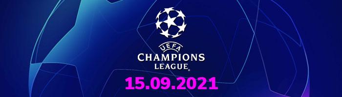 Garanti Maç Tahminleri Şampiyonlar Ligi 15 Eylül