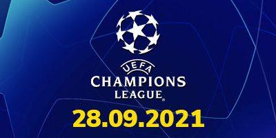 Şampiyonlar Ligi İddaa Tahminleri 28 Eylül