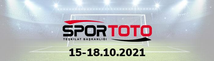 Spor Toto Tahminleri 15-18 Ekim